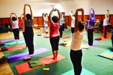 Praktyka jogi w procesie zdrowienia