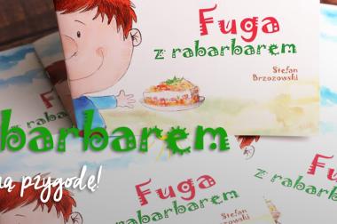 Fuga z rabarbarem – Teatr Czyta Dzieciom zaprasza!