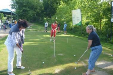 Sekcja golfowa już ruszyła!