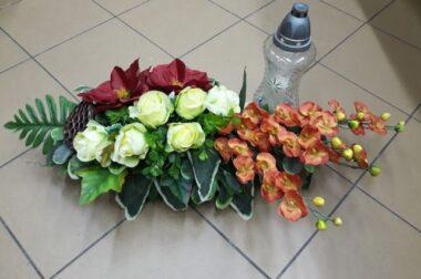 Warsztaty florystyczne – listopadowe stroiki